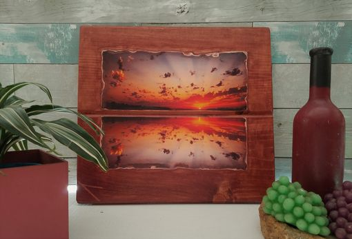 Custom Made Sunset Lake (S02m3l)