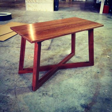 Custom Made Cherry Coffee Table