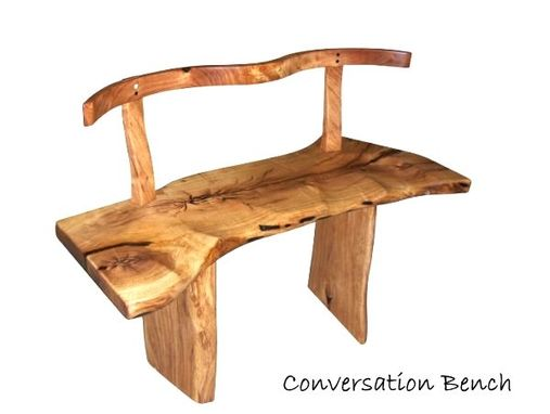 Custom Made Conversation Bench