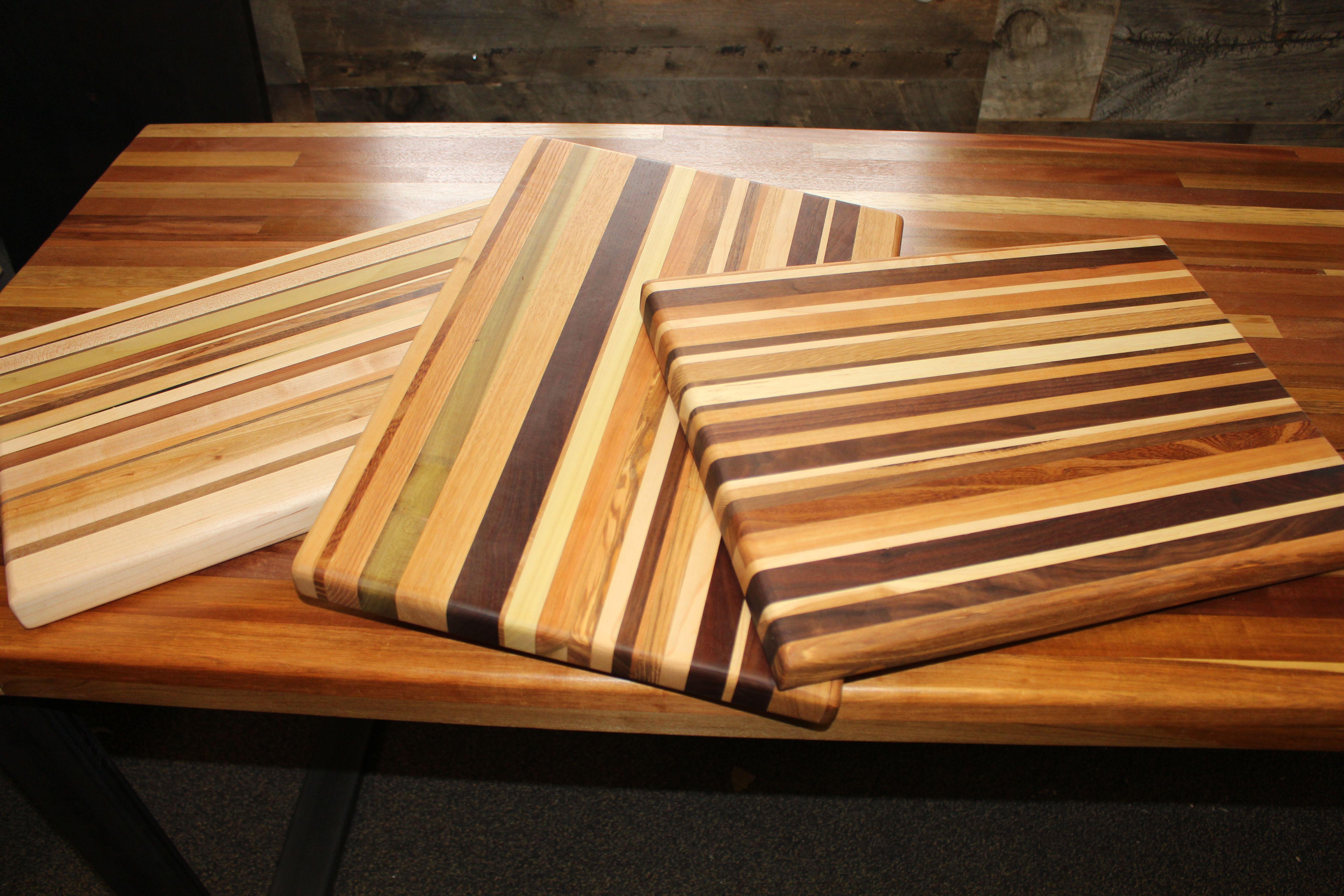Handmade Custom Reclaimed Wood Cutting Board By Defiance Hardwood Custommade Com