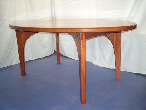 Custom Made Solid Cherry Dining Table