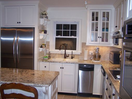 Custom Made Small French Kitchen