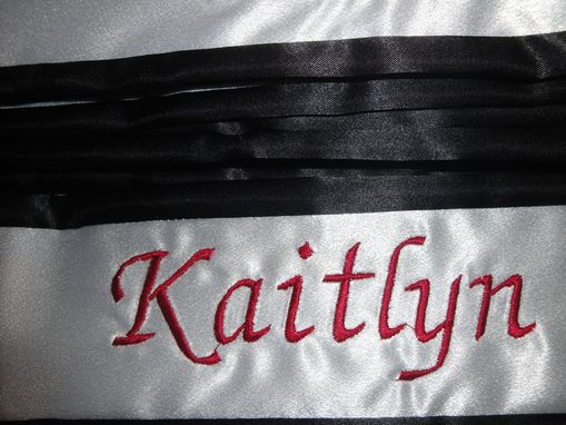 Custom Made Custom Made Sashes