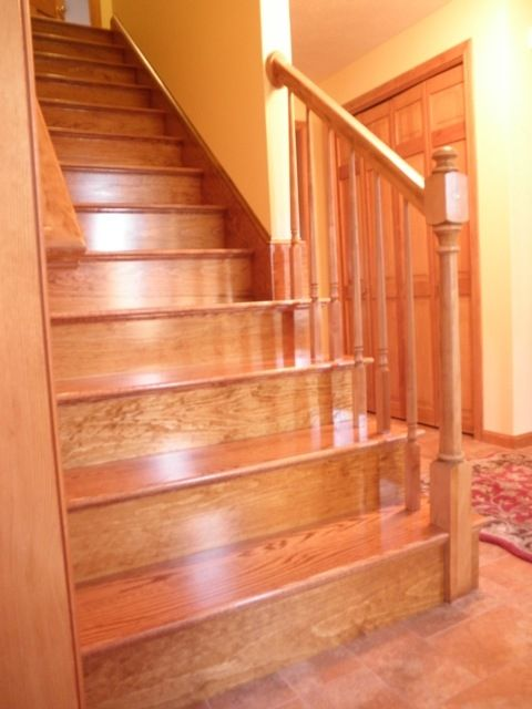 Farmhouse Stair Decor