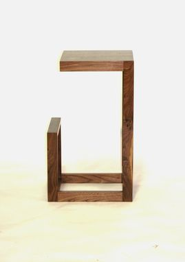 Custom Made Linear Barstool