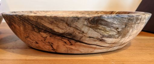 Custom Made Spalted Maple Bowls (Set)