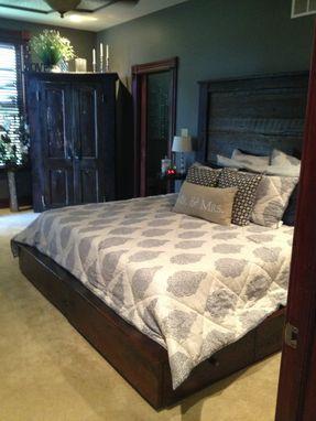 Custom Made Barn Wood Beds By Classy Pickers Custommade Com