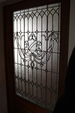 Custom Made Stained Glass Restoration