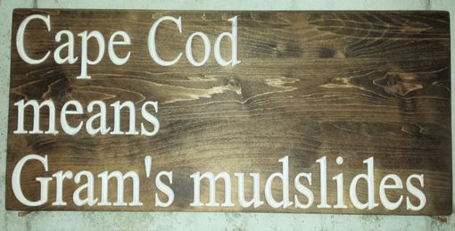 Custom Made Custom Quote / Phrase Sign
