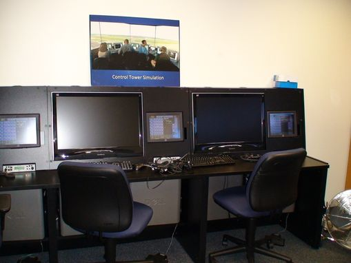 Custom Made Aviation Classroom