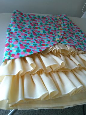 Custom Made Girl' Party Skirt