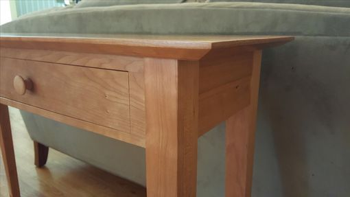 Custom Made Shaker Sofa Console Table