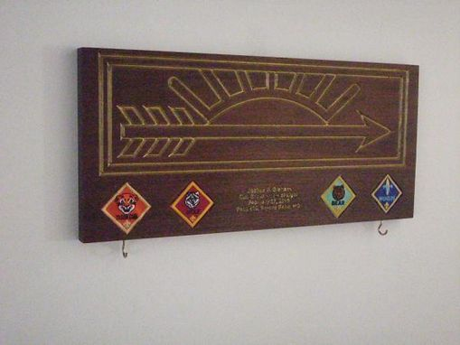 Custom Made Commemerative Plaques And Awards