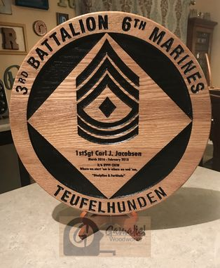 Custom Made Artwork, Specialize In Military Gifts