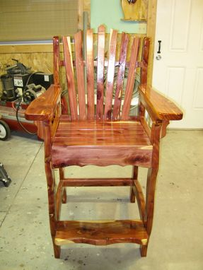 Custom Made Spectator Chair