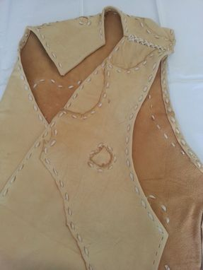 Custom Made Custom Leather Vests