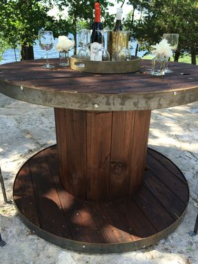 Custom Made Patio Table/Cocktail Table