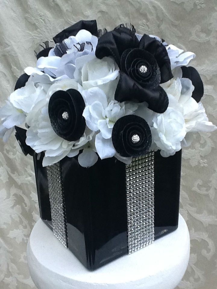 Bling Flower Wedding Centerpieces Flowers Healthy