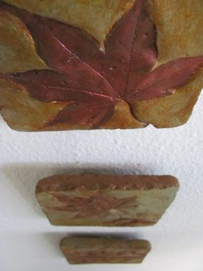 Custom Made Japanese Maple Tiles