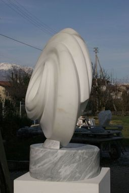 Custom Made Italian Marble Sculpture