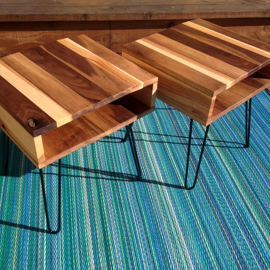 sara strong: Strong Wood Studio   Berkeley, CA