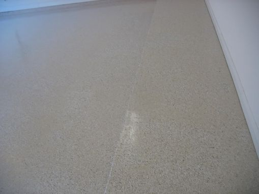 Custom Made Industrial Epoxy Coating With Paint Chip Flakes