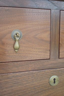 Custom Made William & Mary Chest Of Drawers