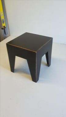 Custom Made Milking Stool