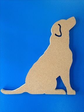 Custom Made Pet Cork Board