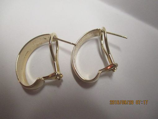 Custom Made Turn A Plain Wedding Band Into J Hoops