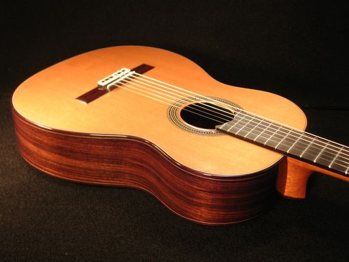 Custom Made Standard Concert Model (Indian Rosewood / Cedar)