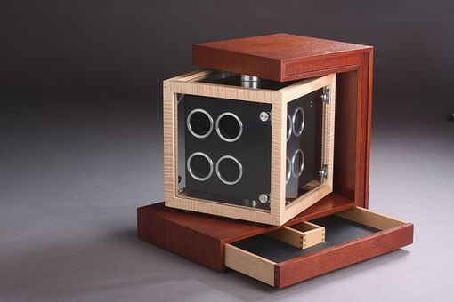 Custom Made Luxury Watch Winder