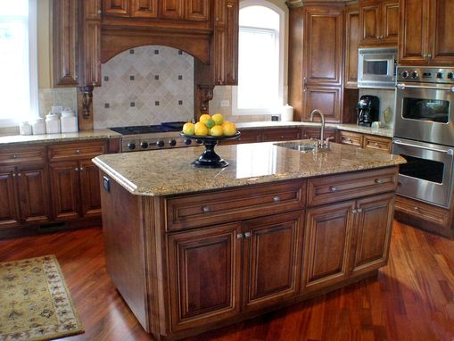 Custom Made Kitchen