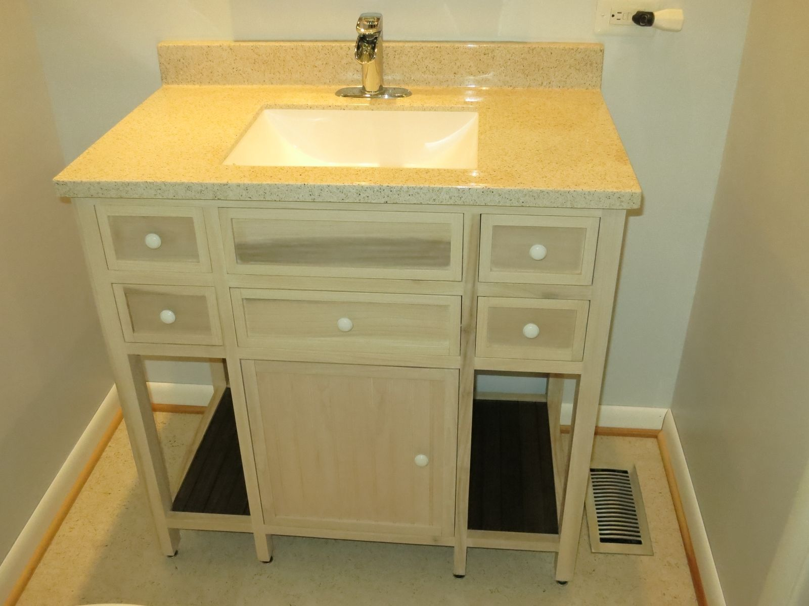 Handmade Custom Made Cabinets And Vanities By Concept Wood