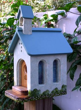 Custom Made Custom Made Birdhomes And Feeders