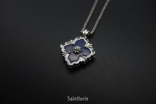 Custom Made Lapis Necklace