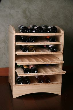 Custom Made Wine Cube