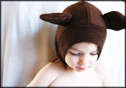 Custom Made Where The Wild Things Are Woolie, Hat And Mittens
