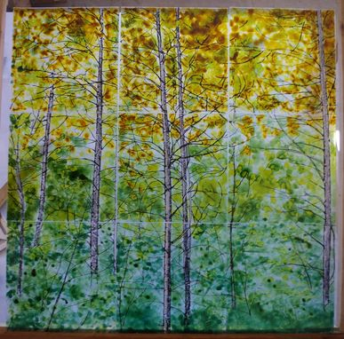 "Custom Made ""Aspens"""