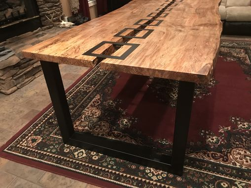 Custom Made Conference Room Table