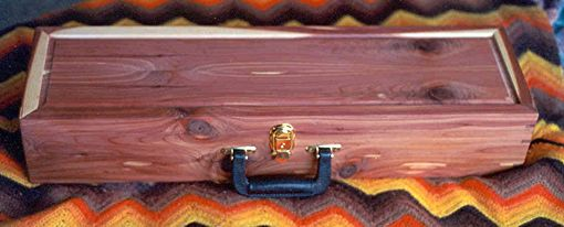 Custom Made Custom Cedar Boxes