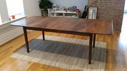 Custom Made Expanding Dining Table