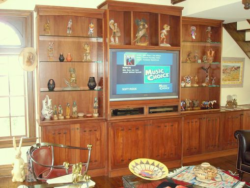 Custom Made Entertainment Center
