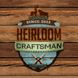 Heirloom Craftsman in