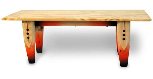 Custom Made Furniture | Coffee Table