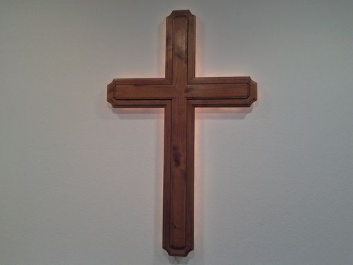 Custom Made Backlit Cross