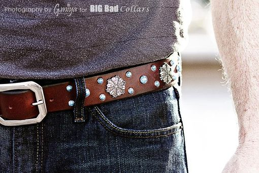 Custom Made Accessories, Belts, Dog Collars, Leashes, Purses