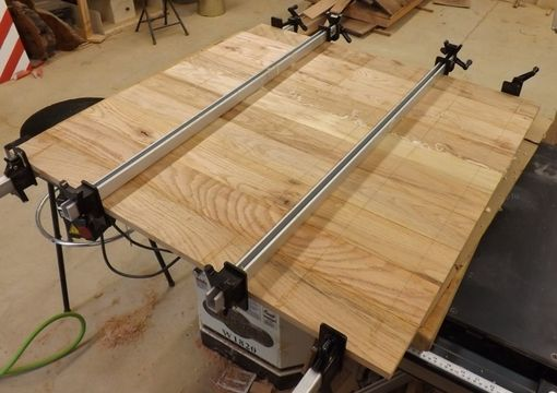 "Custom Made Custom Cutting Board That Measures 36"" X 36""  Or The Start Of A New Table"