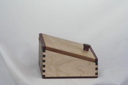 Custom Made Custom Straight Razor Box