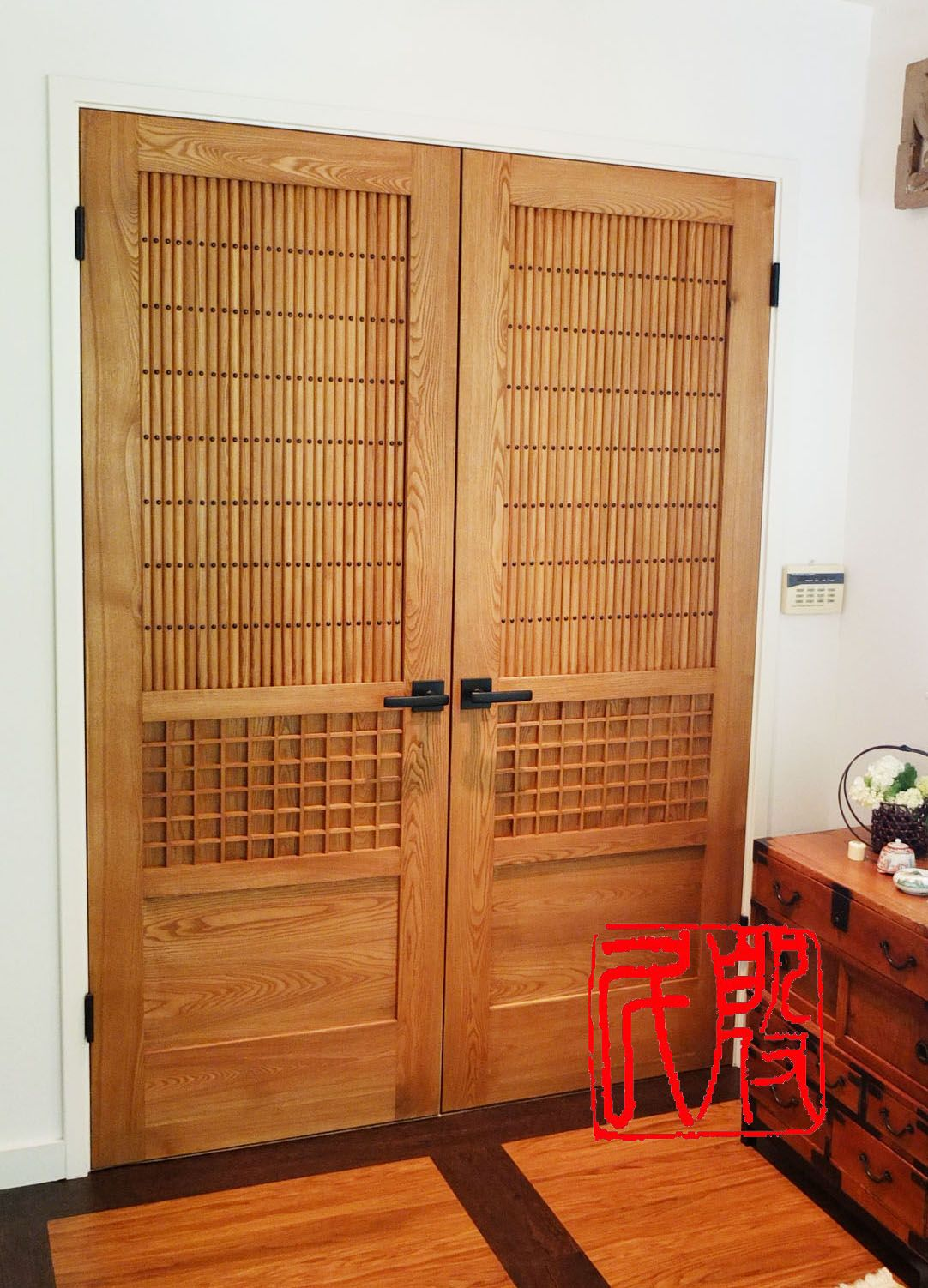 Hand Made Japanese Style Closet Doors By Eastern Classics Llc